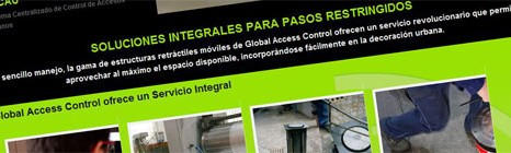 Diseño web Global Access