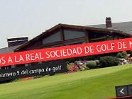 Diseño Web Real Sociedad de Golf de Neguri