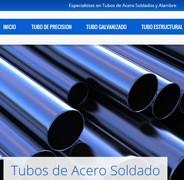 Diseño web de Goferbo – Especialista en Tubos y Alambres