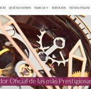 Diseño Web y Tienda Online de Joyería Iñaki