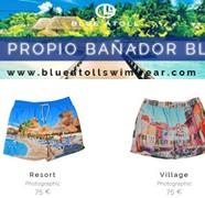 Diseño Web de Blue Atoll con configurador de Bañadores Online