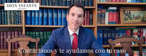 Diseño Web de Ibon Infante Abogado Penalista Bilbao